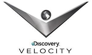 Discovery Velocity - Image: Discovery Velocity logo