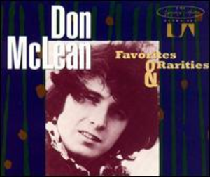 Favorites and Rarities - Image: Don Mc Lean Favorites and Rarities Coverart