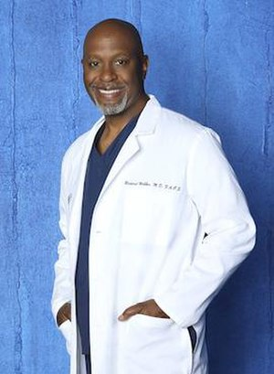 Richard Webber - Image: Dr. Richard Webber
