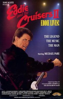 Eddie and the Cruisers II Eddie Lives!.jpg