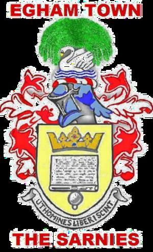 Egham Town F.C. - Official crest