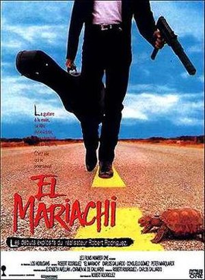 Mexploitation - El Mariachi (1992) is a noted Mexplotiation film