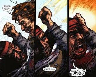 Jonah Hex: No Way Back - Jonah Hex kills El Papagayo.