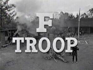 F Troop - opening title