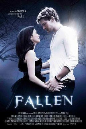 Fallen (2016 film) - Theatrical release poster