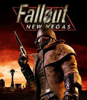 <i>Fallout: New Vegas</i> 2010 action role-playing video game