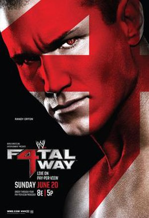 WWE Fatal 4-Way