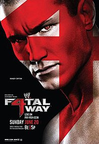 WWE Fatal 4 Way 2010 _ WweShop.Ir