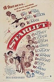 <i>Starlift</i> 1951 film by Roy Del Ruth
