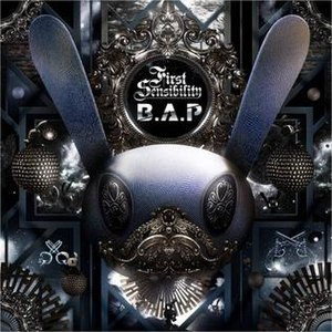 First Sensibility - Image: First Sensibility Album Cover