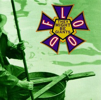 Flood (They Might Be Giants album) - Image: Flood album cover