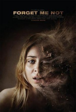Forget Me Not (2009 film) - Theatrical release poster