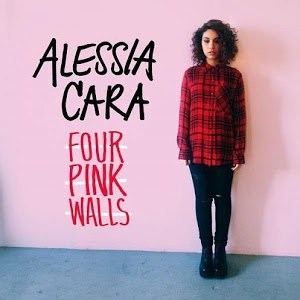 Four Pink Walls - Image: Four Pink Walls Alessia Cara (2015)
