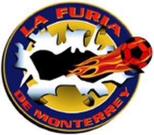 Monterrey Fury - Image: Furia 2