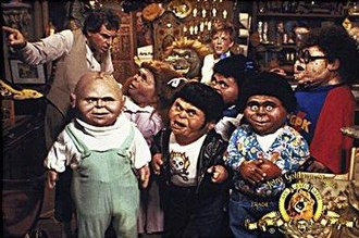 The Garbage Pail Kids Movie - The film's depiction of the Garbage Pail Kids in poorly-styled costumes received universal criticism