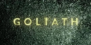 <i>Goliath</i> (TV series) American legal drama web television series