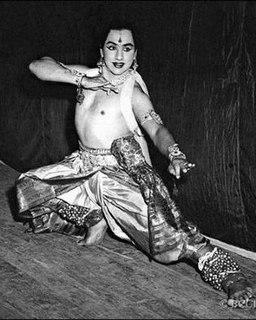 Gopi Krishna (dancer)