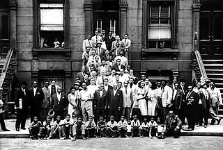<i>A Great Day in Harlem</i> (photograph) Photograph by Art Kane