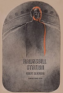 <i>Hawksbill Station</i> novel by Robert Silverberg
