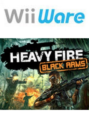 Heavy Fire - Image: Heavy Fire Black Arms Cover Art