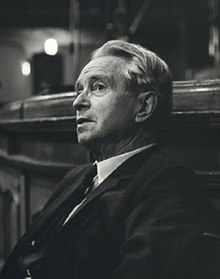 portrait photo of Herbert Howells