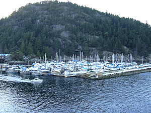 Horseshoe Bay, West Vancouver - Image: Horseshoe Bay, BC