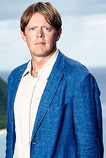 Humphrey Goodman Fictional character from the television series Death in Paradise