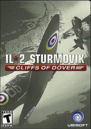IL-2 Sturmovik: Cliffs of Dover - Image: IL2 Sturmovik Cliffs of Dover cover