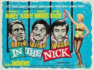 In the Nick - Original British quad poster