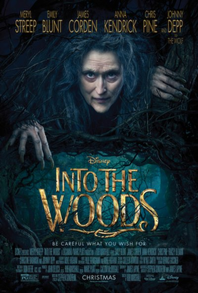 Picture of a movie: Into The Woods