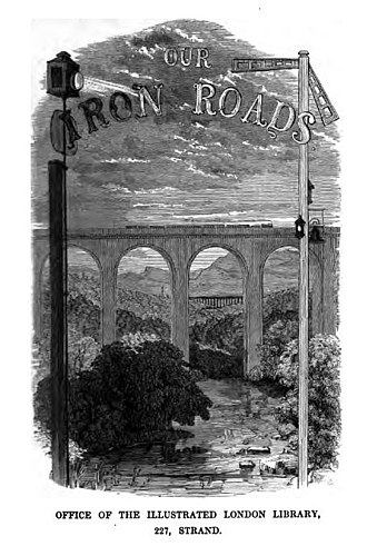 Frederick Smeeton Williams - Illustration from Our Iron Roads (1852)