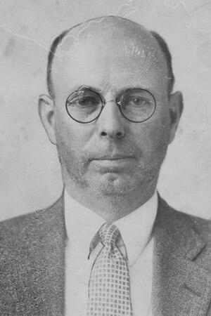 James H. Snook - James H. Snook in 1929.