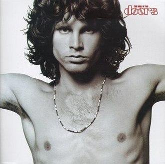 The Best of the Doors (1985 album) - Image: Jimmorrison 2