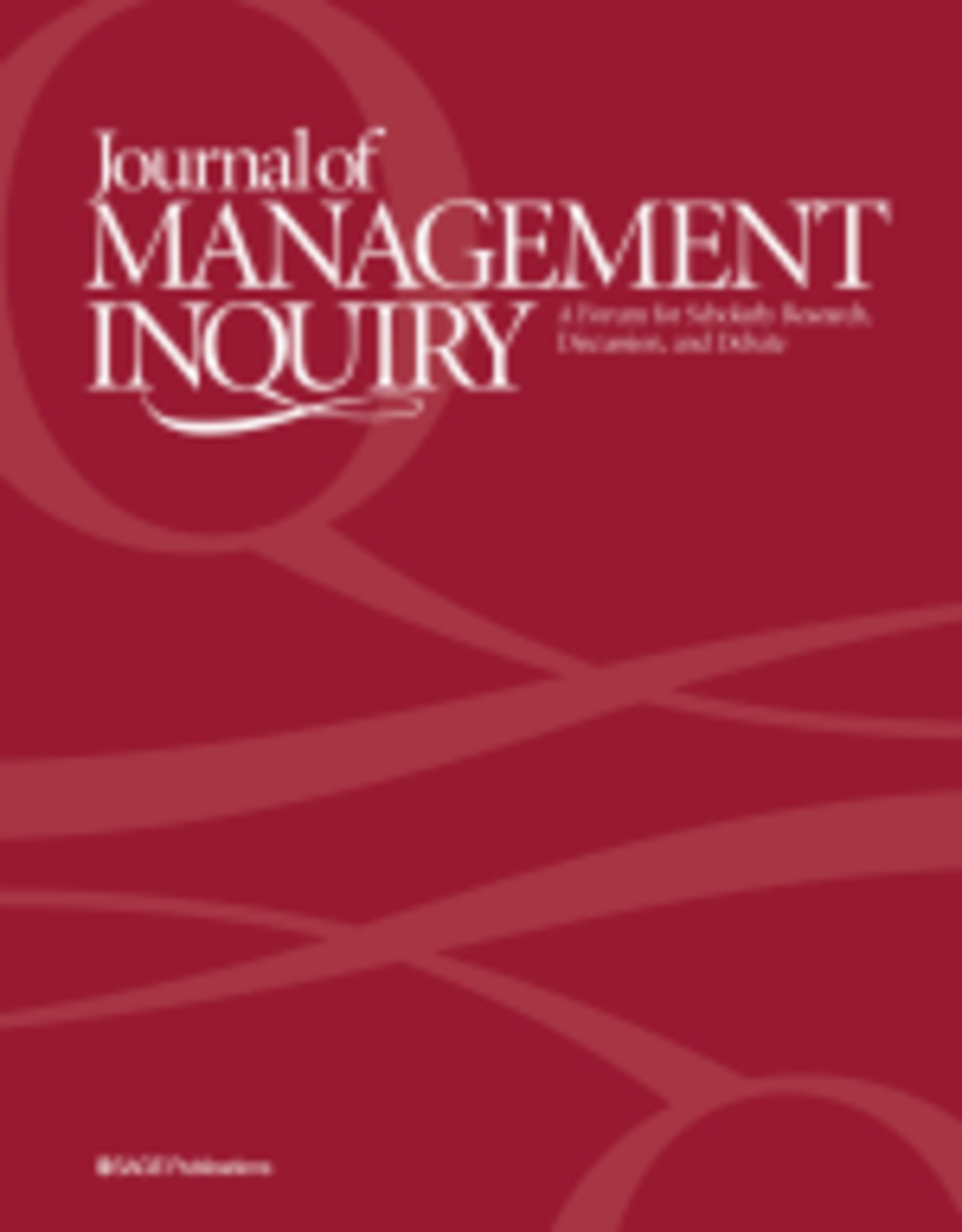 journal of managment