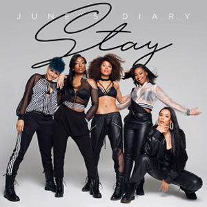 Stay (Jodeci song) - Image: June's Diary Stay Cover
