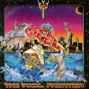 The Final Frontier (Keel album) - Image: Keel The Final Frontier