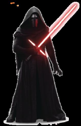 Kylo Ren Star Wars character