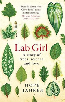 Image result for book cover lab girl