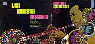 Charisma (album) - Image: Lee Morgan Charisma Gatefold