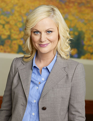 Leslie Knope - Image: Leslie Knope (played by Amy Poehler)