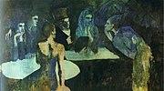 Pablo Picasso, Les Noces de Pierrette, 1905