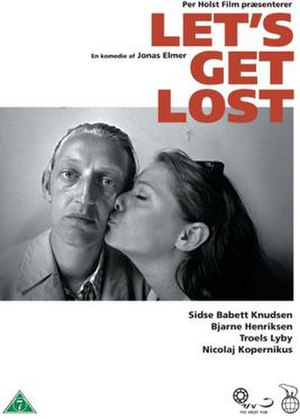 Let's Get Lost (1997 film) - DVD cover for Let's Get Lost