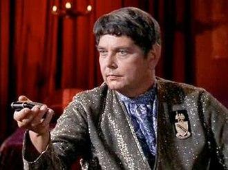 """Logan Ramsey - Ramsey as Claudius Marcus in Star Trek: The Original Series episode """"Bread and Circuses"""""""
