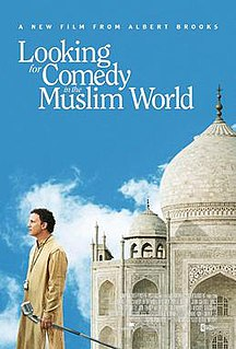 <i>Looking for Comedy in the Muslim World</i> 2005 film by Albert Brooks