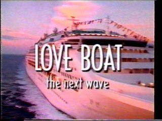 <i>Love Boat: The Next Wave</i> television series
