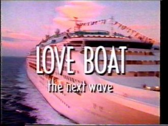 Love Boat: The Next Wave - Title card for season 2