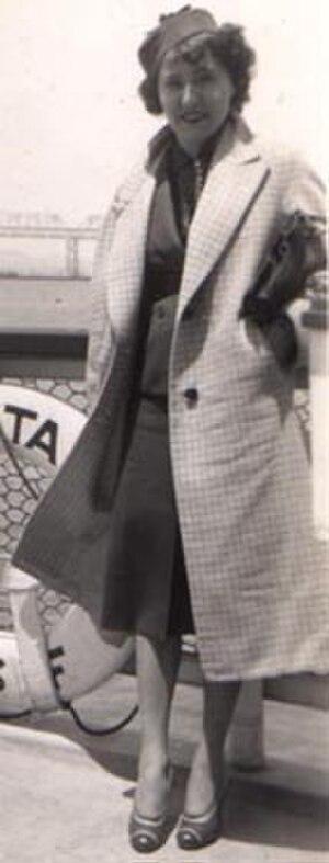Marguerite Roberts - Image: Marguerite Roberts (1905 1989)