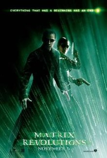 Revolucija Matrixa - The Matrix Revolutions (2003)