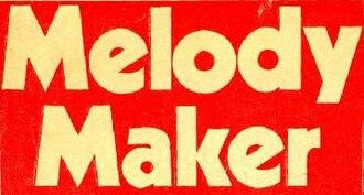 Melody Maker - Image: Melody Maker (logo)