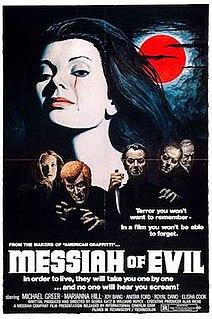 <i>Messiah of Evil</i> 1973 film by Gloria Katz, Willard Huyck